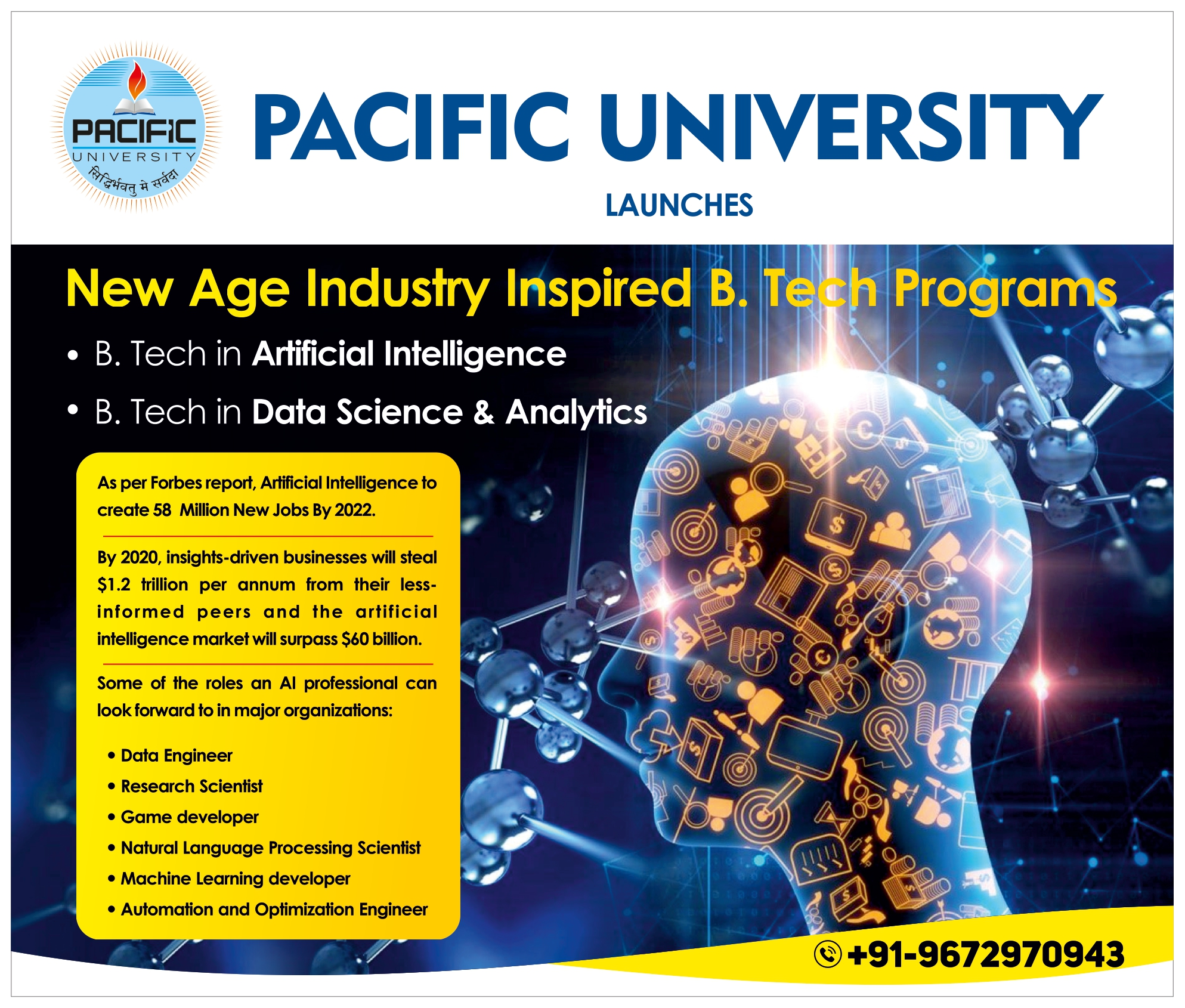 Pacific University Udaipur Top College University In Rajasthan India